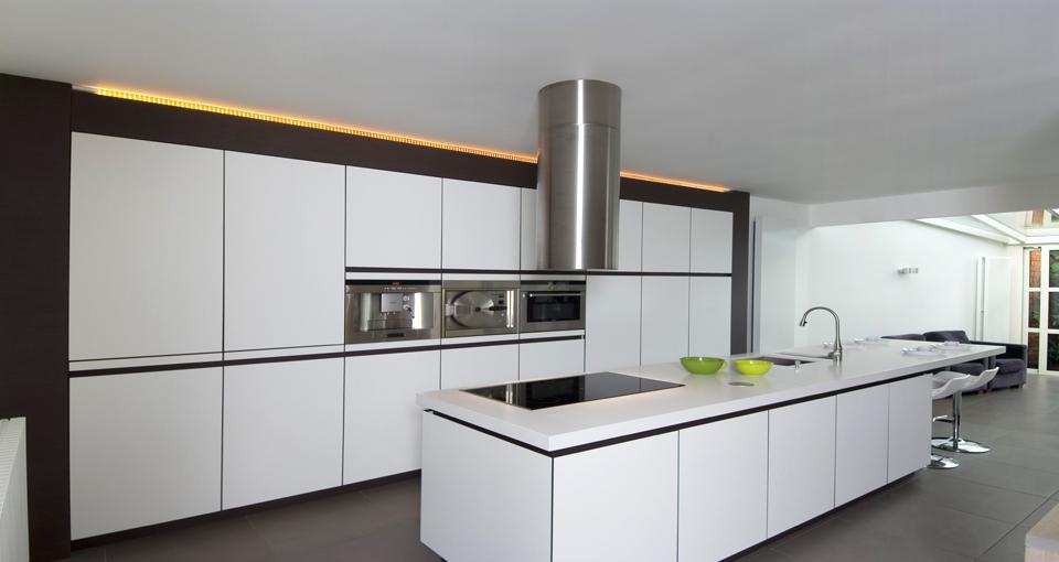 Moderne Keukens Ixina : AL-AL Keukens - Realisaties