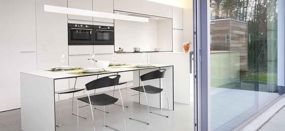 Kosten Keuken Zonder Apparatuur : Alal Keukens, uw specialist in moderne en greeploze keukens
