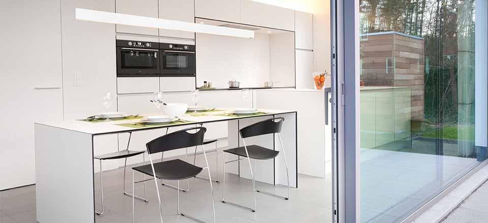 Design keukens opruiming beste inspiratie voor huis ontwerp - Moderne keukenbank ...